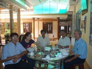 Bữa cơm chùa